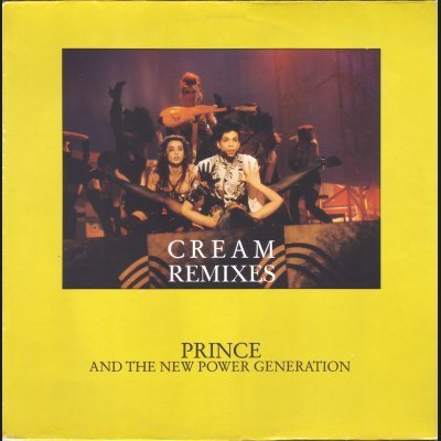 Prince and The New Power Generation Cream Rem