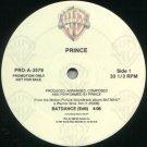 "Prince Batdance Promo12"""" Single"