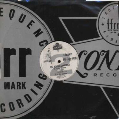 Fine Young Cannibals I'm Not Satisfied Promo1