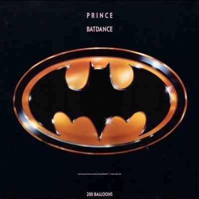 "Prince Batdance 12"""" Single"