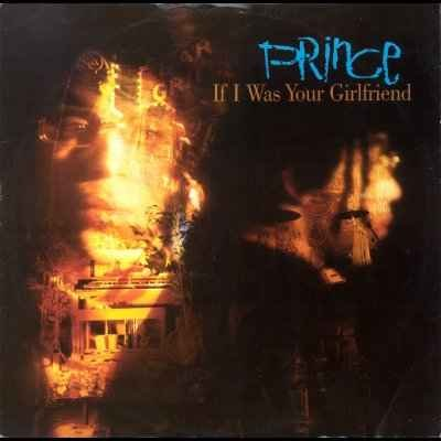 """Prince If I Was Your Girlfriend 12"""""""" Single"""