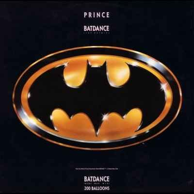 "Prince Batdance 12"""" Single"