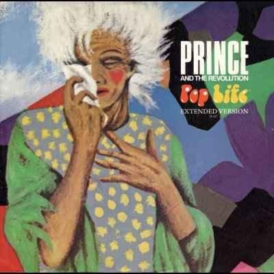 "Prince and The Revolution Pop Life 12"""" Single"
