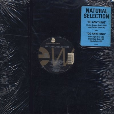 "Natural Selection Do Anything 12"""" Single"