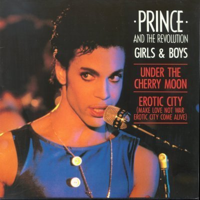 "Prince & The Revolution Girls & Boys 12"""" Sing"