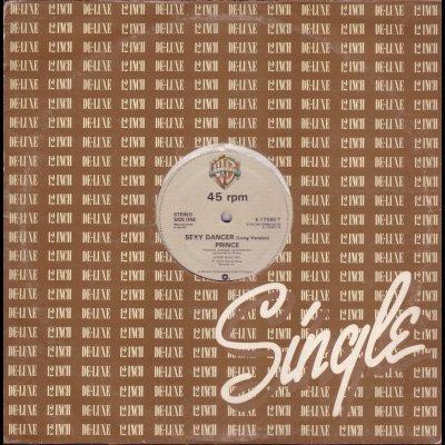 """Prince Sexy Dancer 12"""""""" Single"""