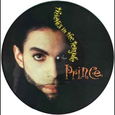 """Prince Thieves In The Temple 12"""""""" Picture Disc"""