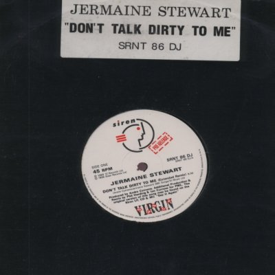 Jermaine Stewart Don't Talk Dirty To Me Promo