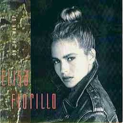 "Elisa Fiorillo On The Way Up - Signed! 12"""" Si"