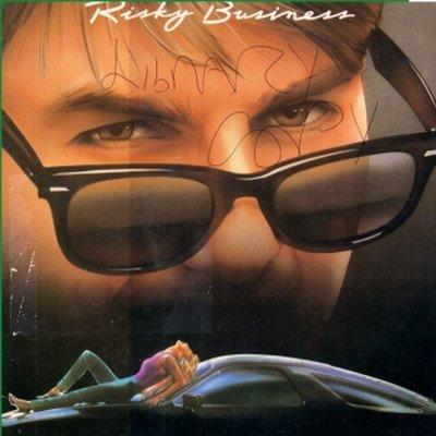 Various Artists Risky Business LP