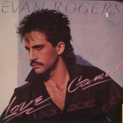 Evan Rogers Love Games LP