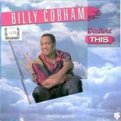 Billy Cobham Picture This LP