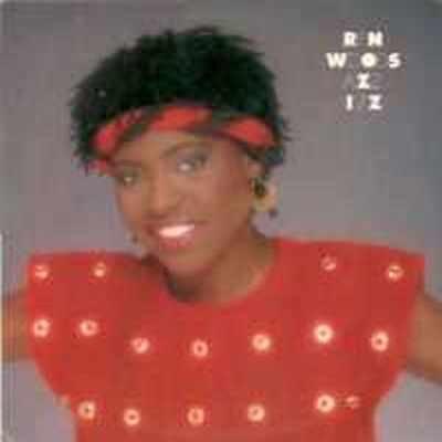 Ren Woods Azz Izz - with Prince track LP