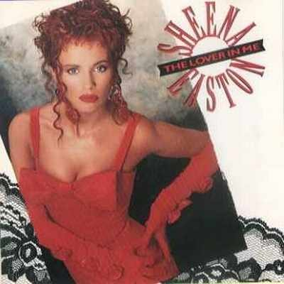 Sheena Easton The Lover In Me LP