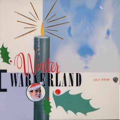 Various Winter Warnerland DBL LP