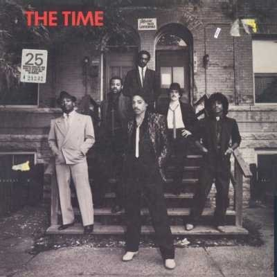 The Time The Time LP