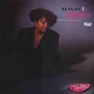 Mavis Staples Time Waits For No One LP