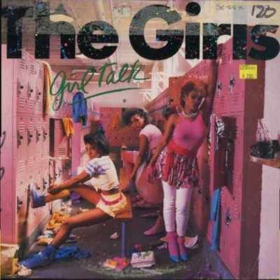 The Girls Girl Talk LP