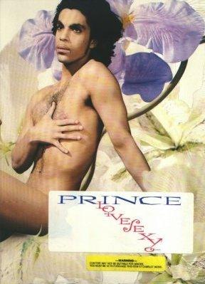 Prince Lovesexy LP