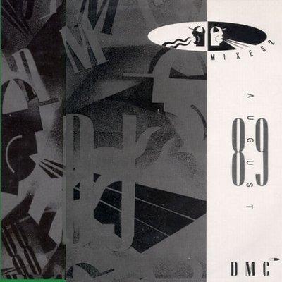 Various DMC August 89 LP