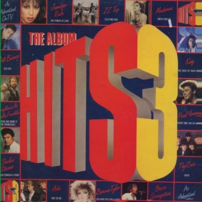 Various The Hits 3 DBL LP