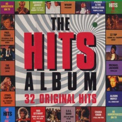 Various The Hits Album DBL LP