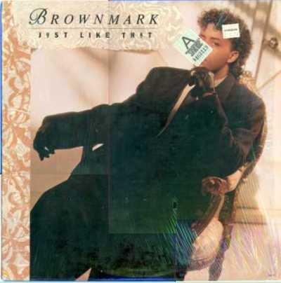 Brownmark Just Like That LP