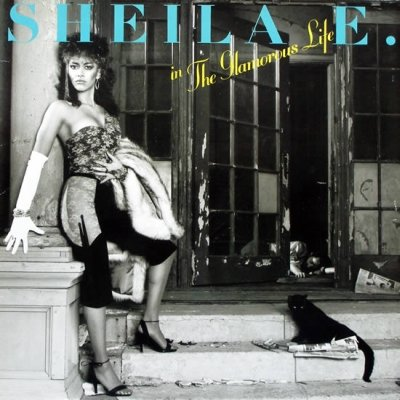 Sheila E The Glamorous Life LP