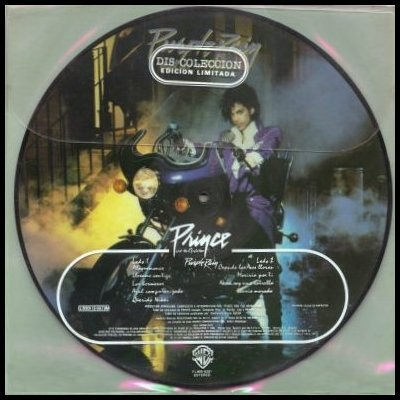 Prince and The Revolution Purple Rain - Pic D