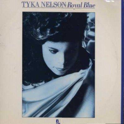 Tyka Nelson Royal Blue LP
