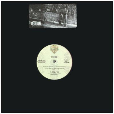 Prince Come + Mixes PromoDBL LP