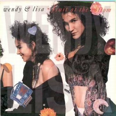 Wendy & Lisa Fruit At The Bottom LP