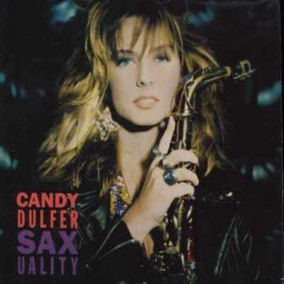 Candy Dulfer Saxuality LP