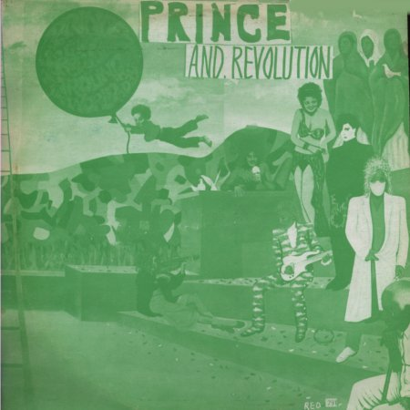 Prince & The Revolution Around The World In A