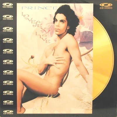 Prince Lovesexy 39944