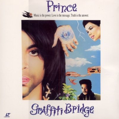 Prince Graffiti Bridge 39944