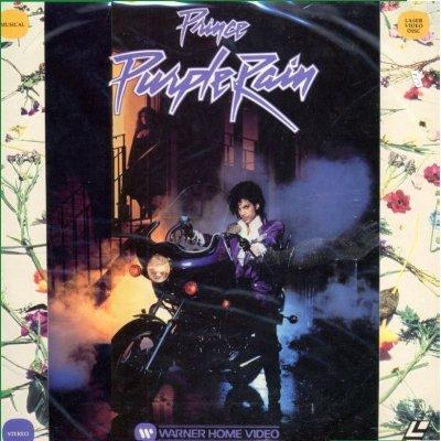 Prince & The Revolution Purple Rain Laser Dis