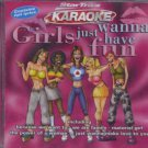 Karaoke - Girls Just Wanna Have Fun Karaoke (CD 1998)