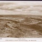 Clee Hills North From Worcestershire Beacon Postcard RP