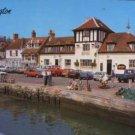 Town Quay ,Lymington Postcard   J.Salmon