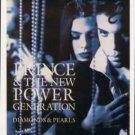 PRINCE Diamonds and Pearls Postcard