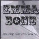 So Long, We Love You Ep - UK - CD Single