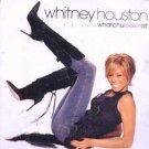 Whitney Houston - Whatchulookinat - UK Promo CD Single
