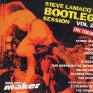 Various Artists - Steve Lamacq's Bootleg Session Vol 2 On Tour - UK  CD