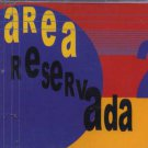 Various Artists - Area 2 - UK Promo  CD Single