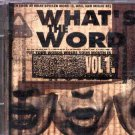 Various - What's The Word - USA  CD