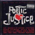 Various - Poetic Justice - UK  CD