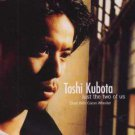 Toshi Kubota - Just The Two Of Us - UK  CD Single