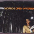 Tiny Monroe - Open Invitation - UK  CD Single