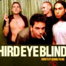 Third Eye Blind - How's It Going To Be - UK CD Single